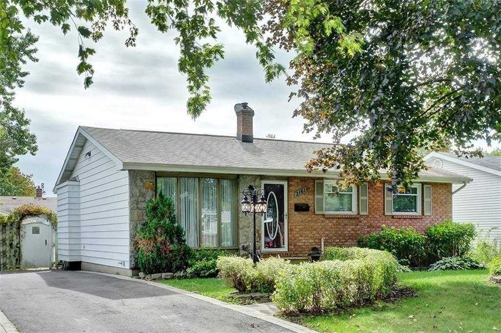 House for sale at 2161 Monson Cres Ottawa Ontario - MLS: 1171665