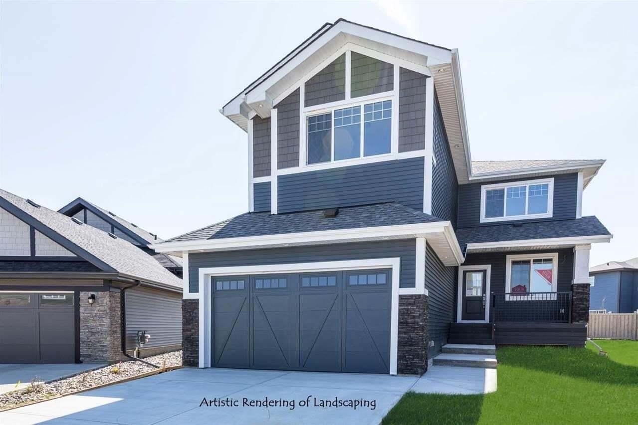 House for sale at 21611 87 Av NW Edmonton Alberta - MLS: E4215554