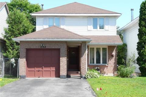 House for sale at 2162 Acres Cres East Ottawa Ontario - MLS: 1157406