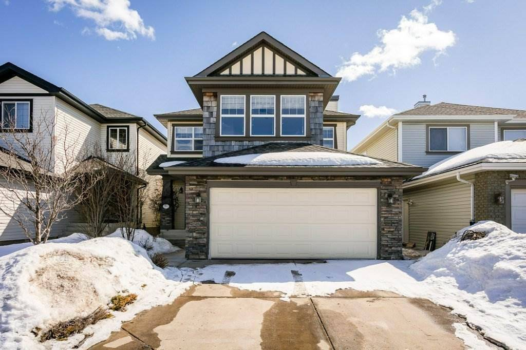 House for sale at 2162 Haddow Dr Nw Edmonton Alberta - MLS: E4193815