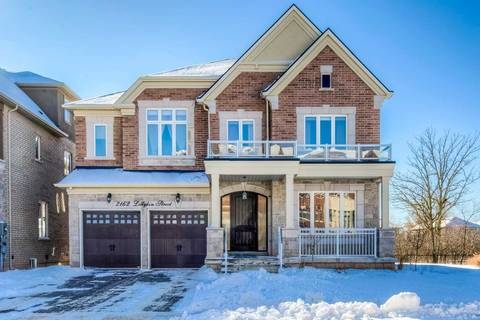 House for sale at 2162 Lillykin St Oakville Ontario - MLS: W4673331
