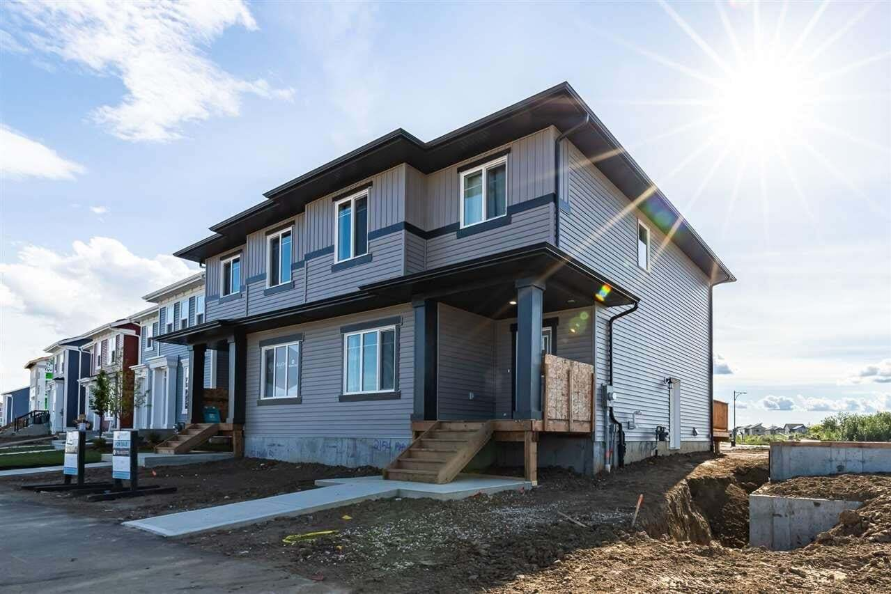 Townhouse for sale at 2162 Maple Rd NW Edmonton Alberta - MLS: E4206622