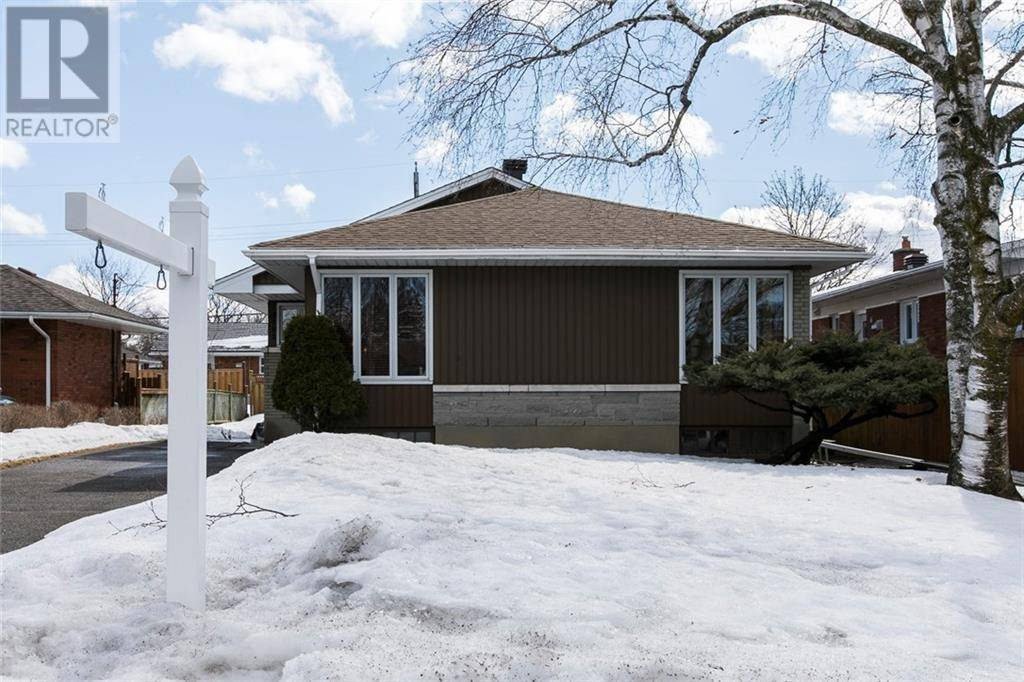 House for sale at 2162 Westbourne Ave Ottawa Ontario - MLS: 1187584