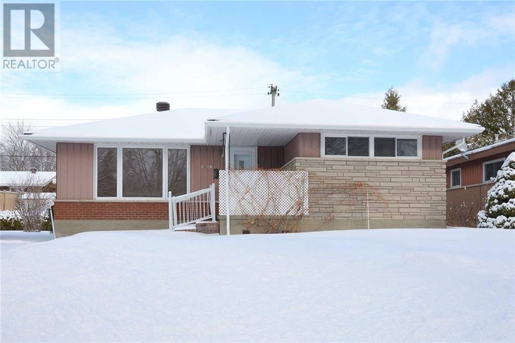 House for sale at 2163 Bingham St Ottawa Ontario - MLS: 1179412