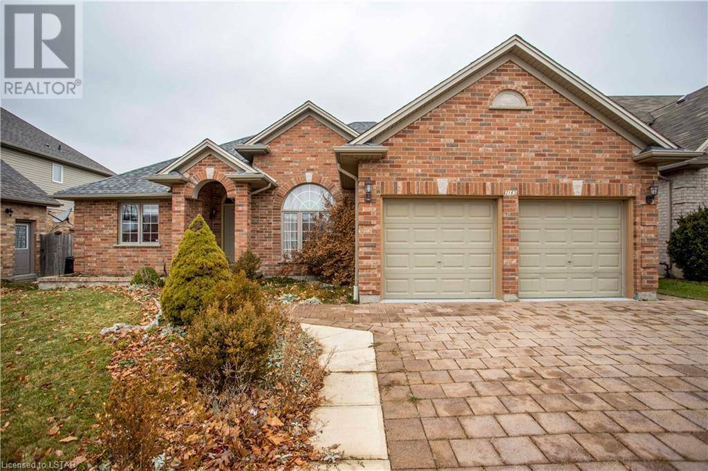 House for sale at 2163 Quarrier Rd London Ontario - MLS: 234679