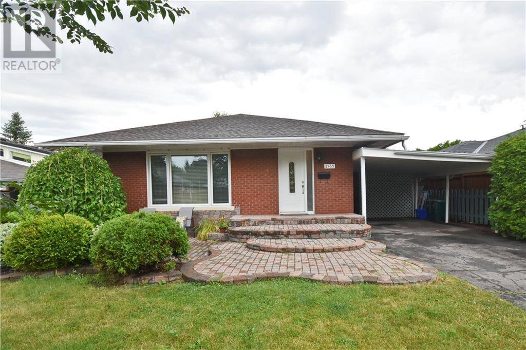 House for sale at 2165 Benjamin Ave Ottawa Ontario - MLS: 1187526