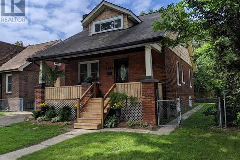 House for sale at 2165 Church  Windsor Ontario - MLS: 19020194