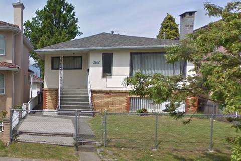 House for sale at 2165 42nd Ave E Vancouver British Columbia - MLS: R2441324