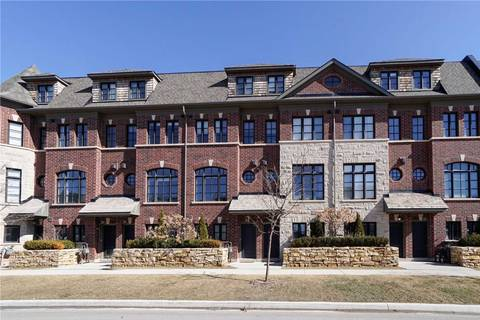 Townhouse for sale at 2165 Lillykin St Oakville Ontario - MLS: W4736921