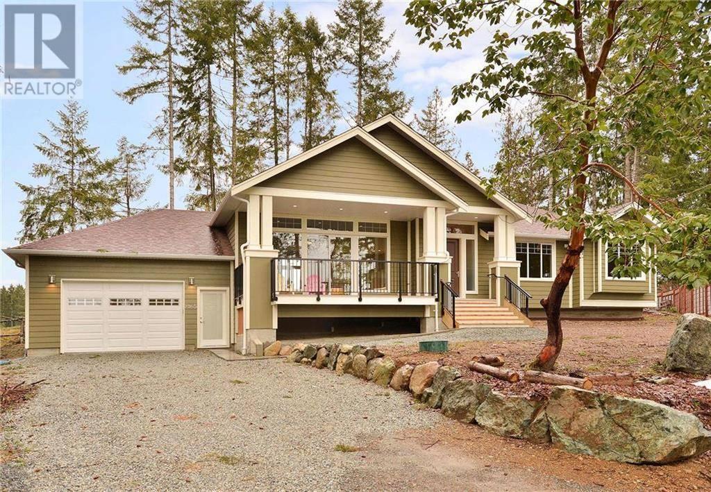 House for sale at 2165 Portree Ln Shawnigan Lake British Columbia - MLS: 421949