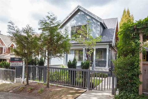 Townhouse for sale at 2165 14th Ave W Vancouver British Columbia - MLS: R2427811