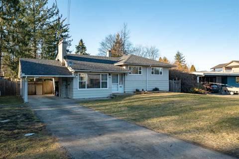House for sale at 21661 Ridgeway Cres Maple Ridge British Columbia - MLS: R2347277