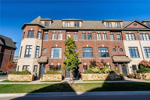 Townhouse for sale at 2167 Lillykin St Oakville Ontario - MLS: W4615180