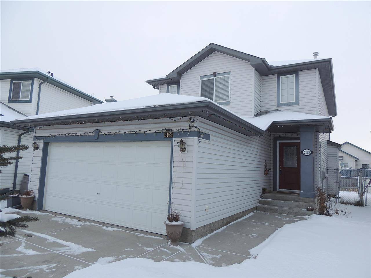 House for sale at 2168 37b Ave Nw Edmonton Alberta - MLS: E4182359