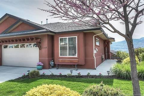 Townhouse for sale at 2168 Alvarado Tr Westbank British Columbia - MLS: 10177694