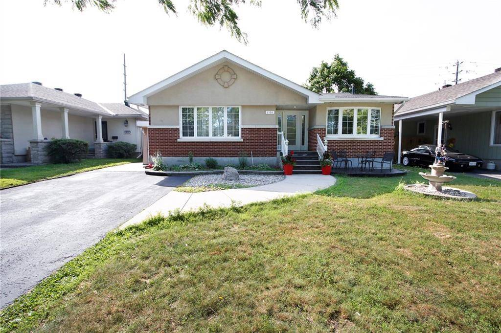 House for sale at 2168 Queensgrove Rd Ottawa Ontario - MLS: 1160734