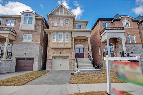 House for sale at 2169 Saffron Dr Pickering Ontario - MLS: E4412283