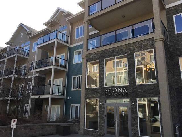 Condo for sale at 10121 80 Ave Nw Unit 217 Edmonton Alberta - MLS: E4172495