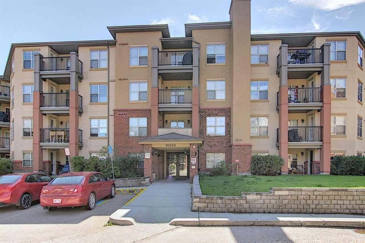 Condo for sale at 11453 Ellerslie Rd SW Unit 217 Edmonton Alberta - MLS: E4209246