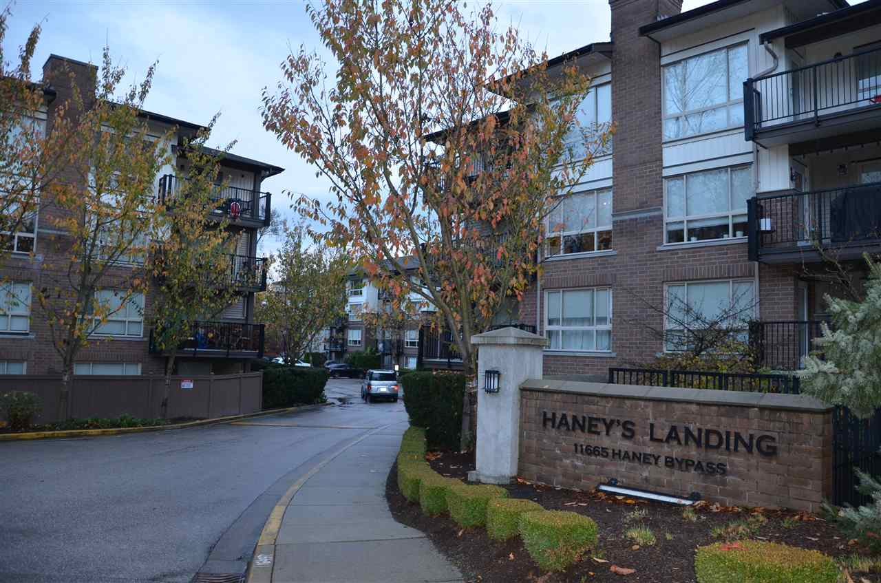 Buliding: 11665 Haney By Pass, Maple Ridge, BC
