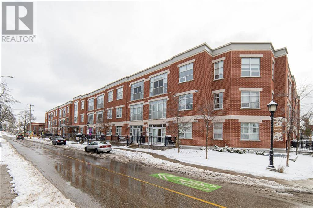 Condo for sale at 165 Duke St East Unit 217 Kitchener Ontario - MLS: 30780385