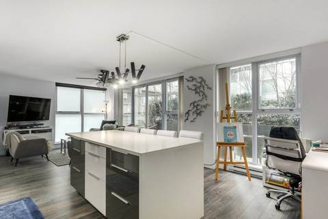 Condo for sale at 168 Powell St Unit 217 Vancouver British Columbia - MLS: R2341100