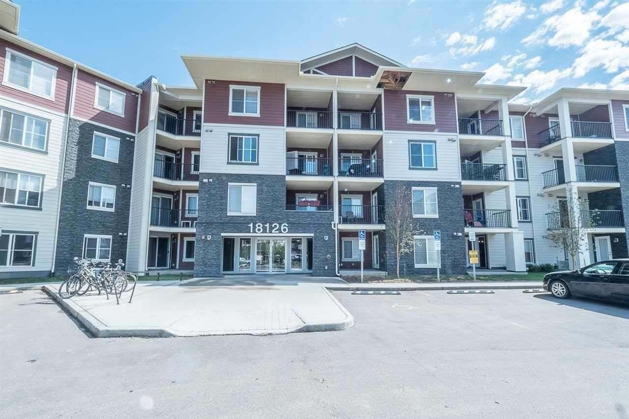 Buliding: 18126 77 Street North West, Edmonton, AB