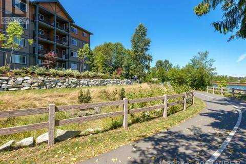 Condo for sale at 1944 Riverside Ln Unit 217 Courtenay British Columbia - MLS: 453627