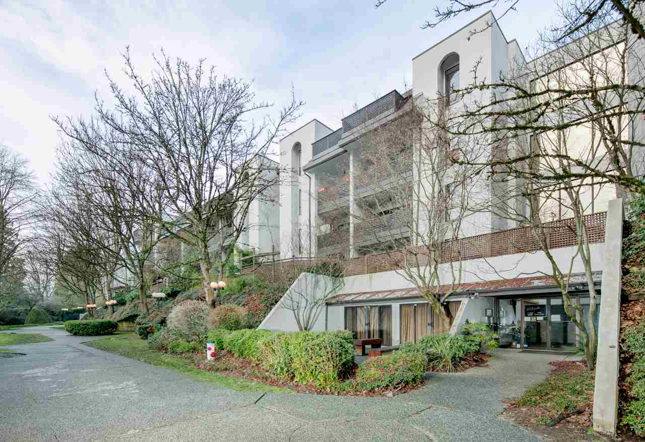 For Sale: 217 - 1945 Woodway Place, Burnaby, BC | 2 Bed, 1 Bath Condo for $438,800. See 20 photos!