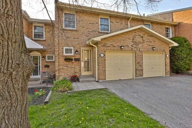 For Sale: 217 - 1951 Rathburn Road, Mississauga, ON | 4 Bed, 3 Bath Townhouse for $695,000. See 20 photos!