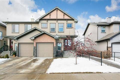 Townhouse for sale at 217 217 Luxstone Wy Southwest Airdrie Alberta - MLS: C4283243