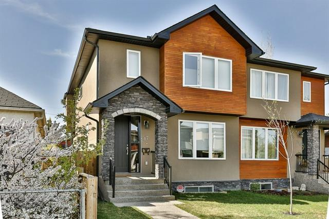 For Sale: 217 27 Avenue Northeast, Calgary, AB | 4 Bed, 4 Bath Townhouse for $759,000. See 34 photos!