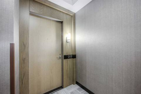 Condo for sale at 28 Uptown Dr Unit 217 Markham Ontario - MLS: N4505638