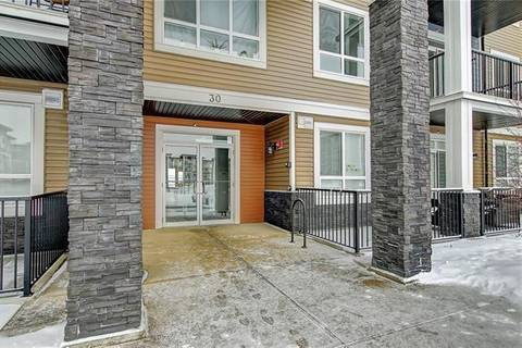 Condo for sale at 30 Walgrove Walk/walkway Southeast Unit 217 Calgary Alberta - MLS: C4286092