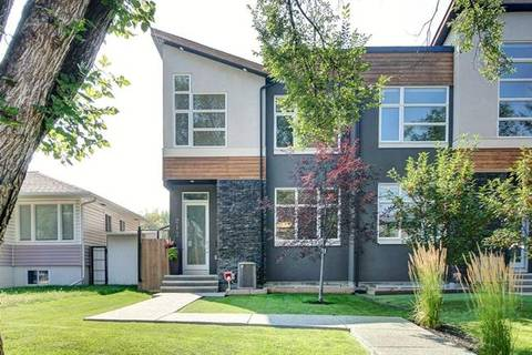 Townhouse for sale at 217 32 Ave Northwest Calgary Alberta - MLS: C4235870