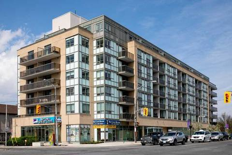 Condo for sale at 3520 Danforth Ave Unit 217 Toronto Ontario - MLS: E4461053