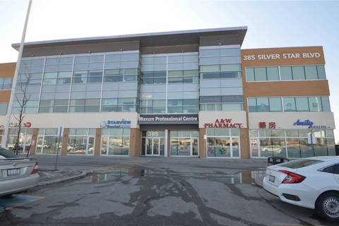 Commercial property for sale at 385 Silver Star Blvd Unit 217 Toronto Ontario - MLS: E4722114