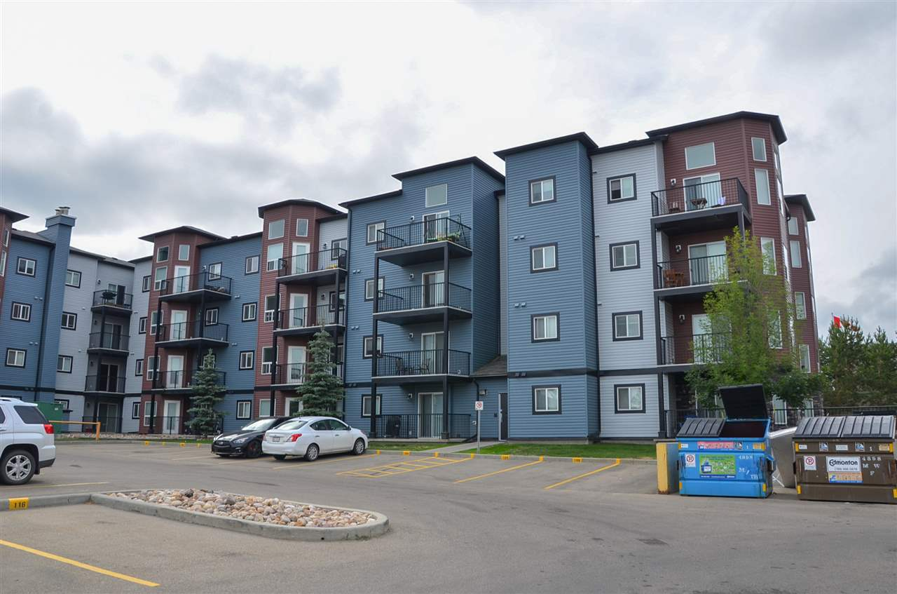 For Sale: 392 Silverberry Road Northwest, Edmonton, AB | 2 Bed, 2 Bath Condo for $210,000. See 16 photos!