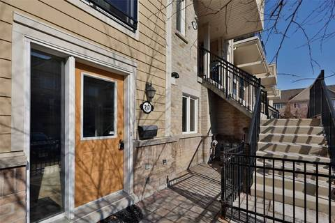 Condo for sale at 4975 Southampton Dr Unit 217 Mississauga Ontario - MLS: W4698685