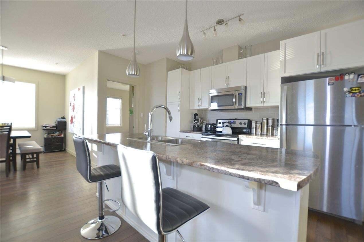 Condo for sale at 503 Albany Wy NW Unit 217 Edmonton Alberta - MLS: E4218178