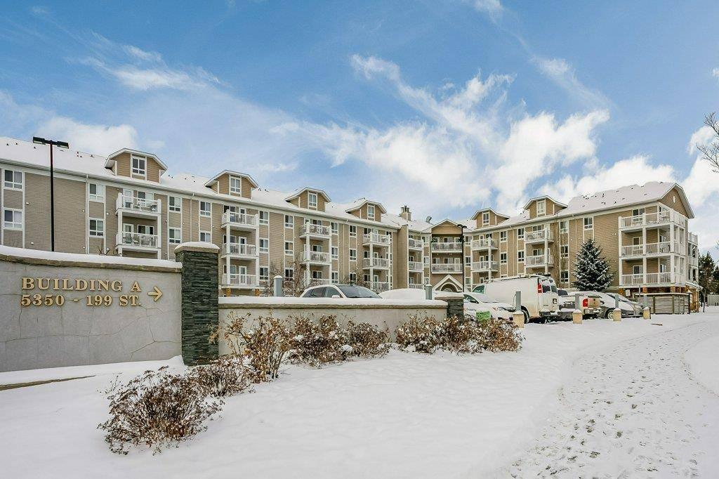 Condo for sale at 5350 199 St Nw Unit 217 Edmonton Alberta - MLS: E4188822