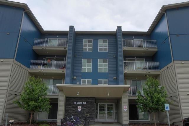 Condo for sale at 610 Calahoo Rd Unit 217 Spruce Grove Alberta - MLS: E4216328