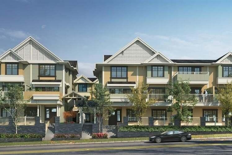Buliding: 80 Elgin Street, Port Moody, BC