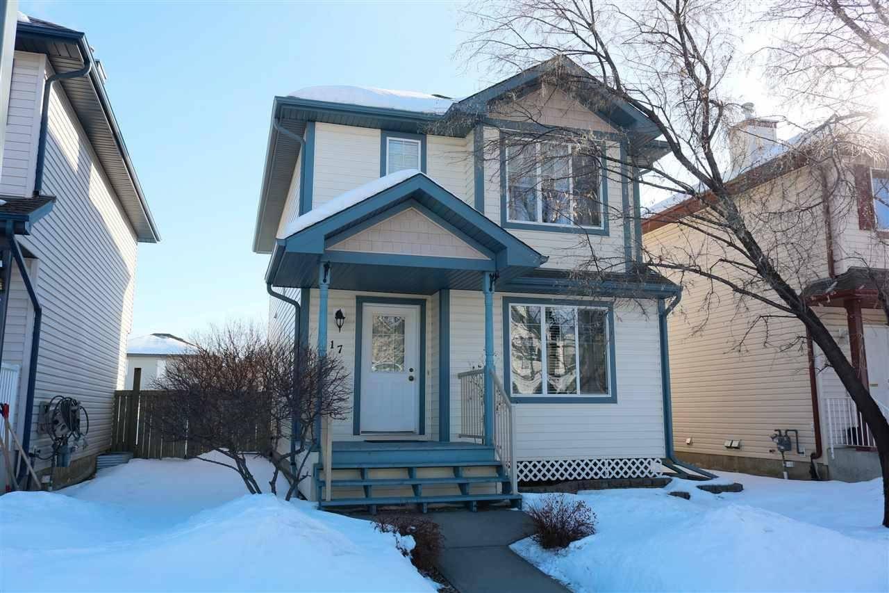 House for sale at 217 84 St Sw Edmonton Alberta - MLS: E4189943