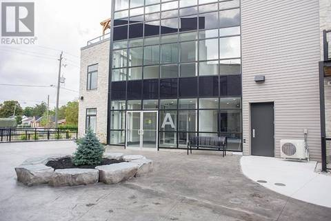 Condo for sale at 85 Morrell St Unit 217 Brantford Ontario - MLS: 30780594