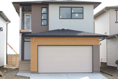 House for sale at 217 Agnes Short Pl N Lethbridge Alberta - MLS: LD0178393