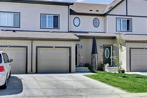 Townhouse for sale at 217 Copperpond Landng Southeast Calgary Alberta - MLS: C4249177