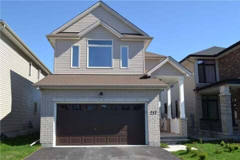 House for sale at 217 Davy St Kanata Ontario - MLS: 1194180