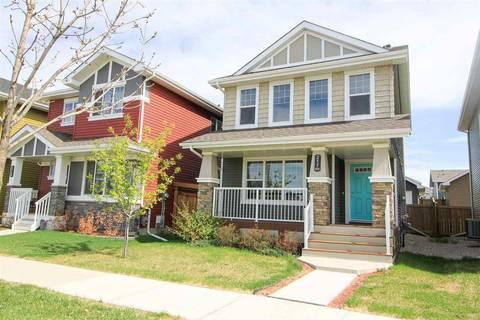 House for sale at 217 Ebbers Blvd Nw Edmonton Alberta - MLS: E4157554