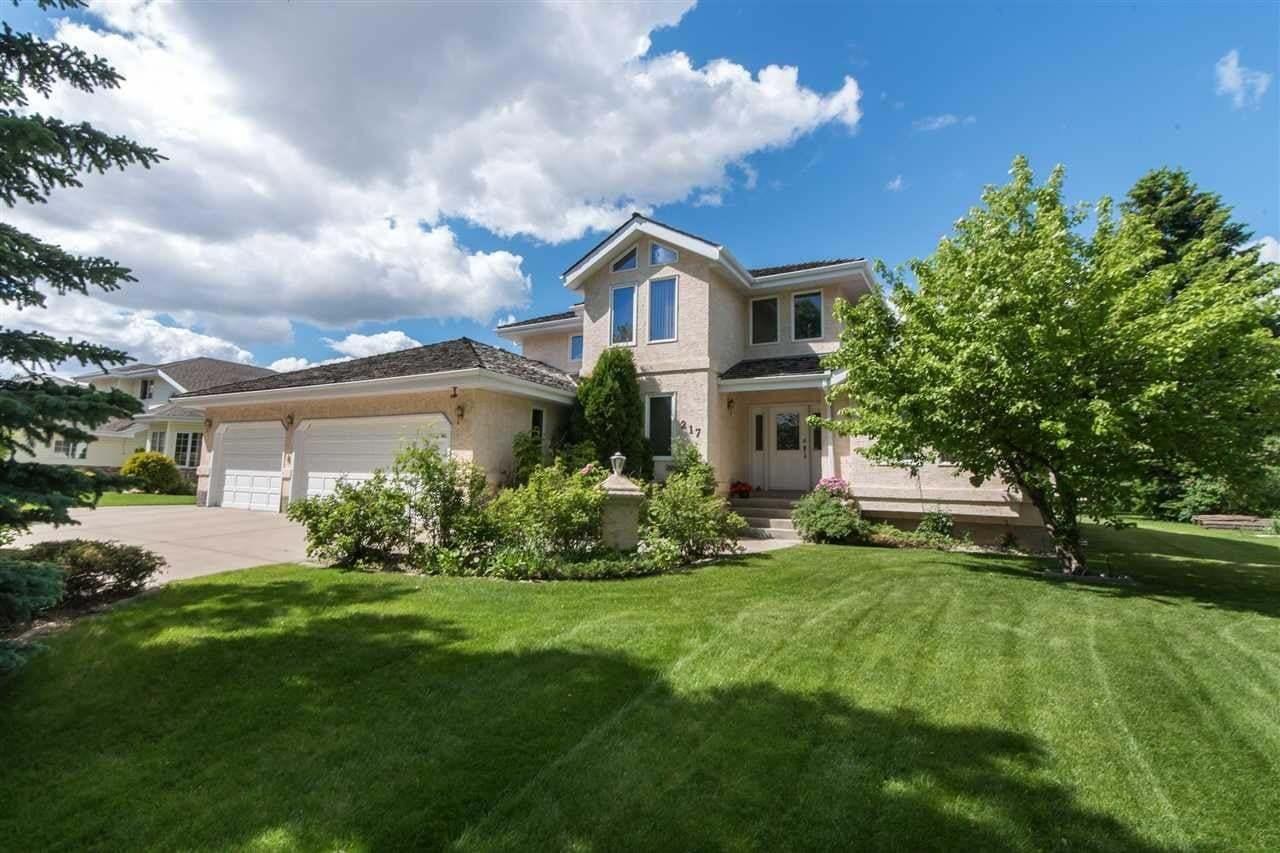 House for sale at 217 Estate Dr Sherwood Park Alberta - MLS: E4202252